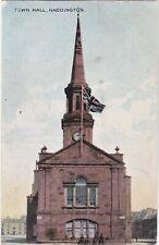 Town Hall, HADDINGTON, East Lothian