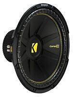 """KICKER CompC154 15"""" Woofer (CWCD154) 38 cm Subwoofer Free Air 1200 Watt NEU"""