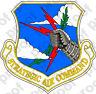 STICKER USAF AIR FORCE STRATEGIC AIR COMMAND v3
