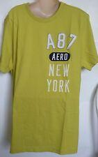 Mens AEROPOSTALE Aero A87 Logo T-Shirt size 2XL NWT #4559
