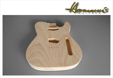 Telecaster 2 piece Swamp Ash replacement body, sin pintar, Unfinished nº 3