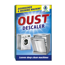 OUST DISHWASHER & WASHING MACHINE CLEANER ✨ Removes 100% Limescale ✨ Deep Clean