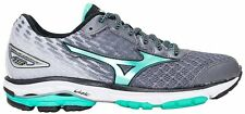 Bona Fide Mizuno Wave Rider 19 Womens Fit Running Shoes (B) (34)