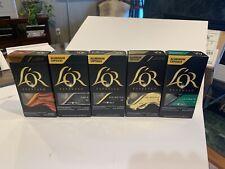 Nespresso Original Compatible Capsules, 50 Count, L'OR