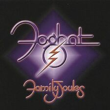 Family Joules by Foghat (CD, Feb-2017, Linus)