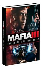 Mafia 3 Collector's Edition Strategy Guide BRAND NEW SEALED
