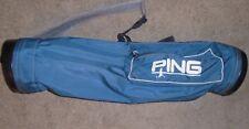 Vintage Ping Golf Bag  Single Strap Carry Bag 80's 90's