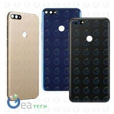 Back Cover + Camera Frame per Huawei Y7 2018 LDN-L01 LDN-LX3 Scocca Posteriore