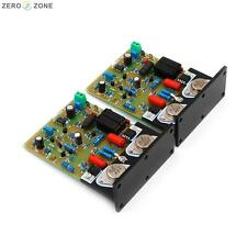 Assembeld QUAD405 CLONE Amp board with MJ15024+Angle aluminum (2 CH) 100W+100W