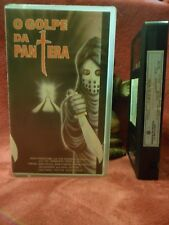 Strike of the Panther VHS PAL '88 PORTUGAL OZ Martial Arts Brian Trenchard-Smith