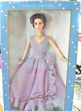 2000 Mattel Elizabeth Taylor Special Edition White Diamonds Doll #28076 NRFB