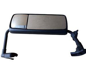 OEM VOLVO VNL Left/Driver Door Mirror CHROME(SKU 1207)