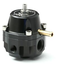 GFB FX-R Adjustable Fuel Pressure Regulator - Black