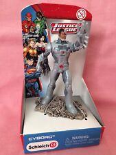 Schleich Justice League Cyborg Figure neuf dans emballage de collection