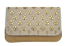 Fanciful Gotapatti & Zardosi Hand Embroidery Clutch Purse Bag Wedding Wallet 3GL