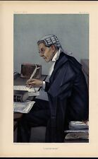JUDGE COURTROOM BENCH JOHN LAWSON WALTON BRITISH BARRISTER AND GOLF CLUB MEMBER