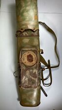 Vintage Fred Bear Leather Arrow Quiver THE NIMROD