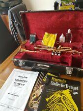Trumpet Yamaha Ytr 4320EG books accessories (358)