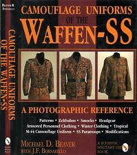 Camouflage Uniforms of the Waffen-SS : A Photographic Reference over 1000 photos