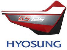 Hyosung GS 125 Seitendeckel   Seitenverkleidung rechts/ side panel right