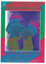 Youngbloods Other Half Mad River Avalon Ballroom Graham Postcard Fd-81 N/M B-3
