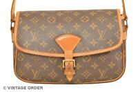 Louis Vuitton Monogram Sologne Shoulder Bag M42250 - YG01130