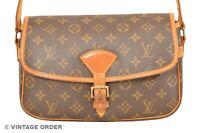 Louis Vuitton Monogram Sologne Shoulder Bag M42250 - YG01130