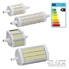 R7s LED SMD ampoule dimmable / non 5W 7W 12W 15W blanc chaud / neutre / froid