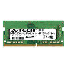 A-Tech 8Gb 2400Mhz Ddr4 Ram for Hp 15-bs212wm Laptop Notebook Memory Upgrade