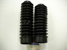 YAMAHA FRONT FORK BOOT SET 1976 YZ100C 1977 YZ100D YZ100 YZ 100