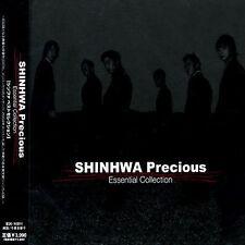 SHINHWA - PRECIOUS: ESSENTIAL COLLECTION NEW CD
