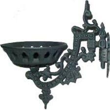 CAST IORN BLACK Bracket Lamp Frame   BL9514