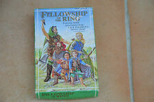 lot 9 figurines plomb du Seigneur des anneaux - MITHRIL FELLOWSHIP OF THE RING