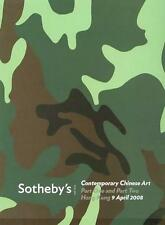 Sotheby's Contemporary Chinese Art Part I & II Auction Catalog 2008