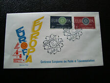 LUXEMBOURG - enveloppe 19/9/1960 (europa) (cy25)