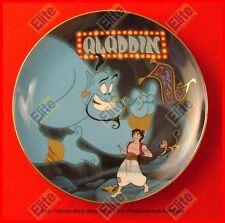 Disney - Aladdin - A Friend Like Me - Bradford Exchange Collector Plate - NIB