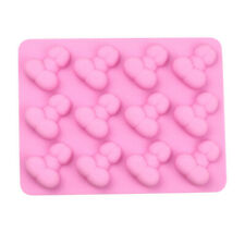 Silicone 12pcs Penis Dick Ice Cube Tray Jelly Chocolate Mould Night Hen Party