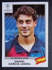 "Panini Champions League 1999-2000 - Daniel Garcia ""Dani"" (FC Barcelona) #50"