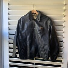 Vintage Guess x Georges Marciano Leather Jacket