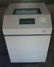 IBM 6400-009 CTA Line Matrix Printer Cabinet Ethernet Parallel Serial Commercial