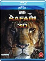 Safari - Park adventure (2D+3D) - BLURAY DL005982