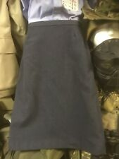 RAF AIR CADETS FEMALE skirt NEW No 2 size 67/64/92cm CADETS