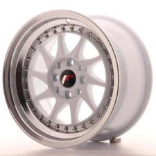 Japan Racing Wheels Cerchi in Lega JR26 15x8 ET25 4x100/108 White