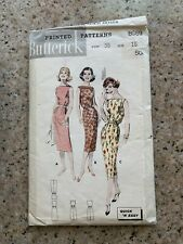 New Listingvintage dress sewing patterns 1950's
