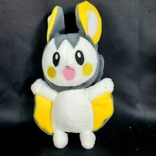 "Pokemon Center Emolga Plush 8"" inch Nintendo Official Stuffed Toy 2011"