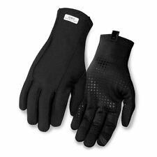 Giro WESTERLY WOOL MERINO CYCLING GLOVES 2016: BLACK XL