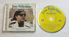 Time After Time by José Feliciano (CD, Jan-1999, BCI Music (Brentwood) free ship