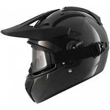 Shark Explore-R Carbon Fibre / Black On/Off Road Helmet Medium 57-58 cm RRP $599