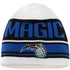 huge selection of 77163 07d4f Orlando Magic Adult Unisex New Era Hardwood Classics Snow Top Knit Beanie   20