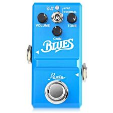 Rowin LN-321 Blues NANO Sweet n Wild Blues-breaker Marshall tone True Bypass New